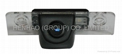 7838color camera for skoda with graduated scale