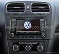 7019 Speical car dvd player for VW