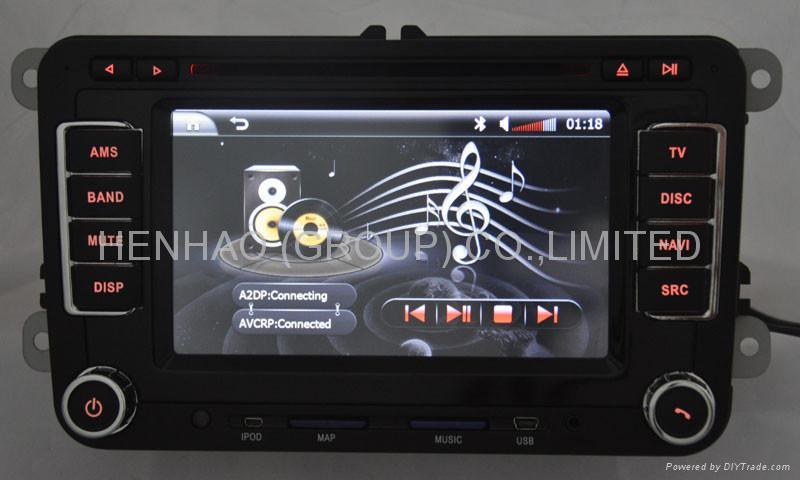 7019 Speical car dvd player for VW  2