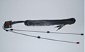 (T002) 2 way auto car tv antenna Aerial with Amplifier