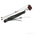 (T001)1 way auto car tv antenna Aerial with Amplifier