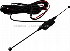 (BO-97) car Digital tv antenna analog tv