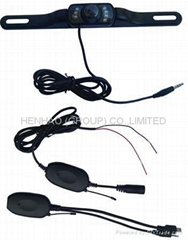 Wireless Car Rear View IR Night Vision Camera color water-proof car camera