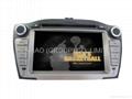 1005 CAR DVD FOR HYUNDAI ix35 IX-35 (Digital screen)