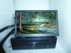 HD auto dvd gps for Nissan Teana