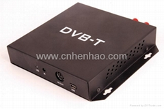 ISDB-T\DVB-T\ATSC CAR DIGITAL TV BOX