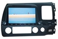 1016 Car GPS Navigation System DVD Player For HONDA CIVIC right driving