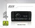 Pure Android headunit car dvd gps for Mercedes R Class