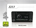 Pure Android headunit car dvd gps for Mercedes MI350