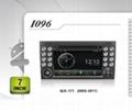 Pure Android headunit car dvd gps for Mercedes SLK-171 (2003-2011)