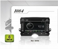 Pure Android headunit car dvd gps for toyotaReiz (2010)