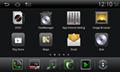 Pure Android headunit car dvd gps for Kia Sorento(2009)