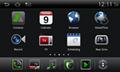 Pure Android headunit car dvd gps for Kia Sorento(2010-2011)