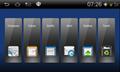 Pure Android headunit car dvd gps for Kia Forte/Cerato(2010)