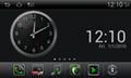 Pure Android headunit car dvd gps for VW Bora sharan passat polo skodafabial