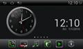 Pure Android headunit car dvd gps for Mitsubishi Ouslander (2012)