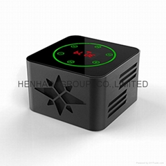 3D surround NFC Bluetooth speaker with USB SD FM LED display stereo 3D surround