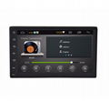 Android 5.1 Quad Core Capacitive Touch Screen car stereo player gps autoradio Bl