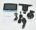 """5"""" Touch screen Car GPS Navigation Sat Nav CPU800M Wince6.0 FM Transmitter Multi 2"""