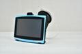 """5"""" Touch screen Car GPS Navigation Sat Nav CPU800M Wince6.0 FM Transmitter Multi 5"""