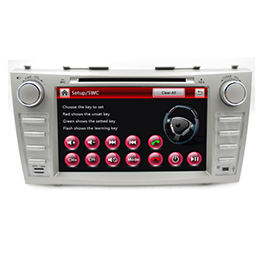 """8"""" Capacitive touch screen 2din car dvd player gps navi radio tape recorder for  3"""