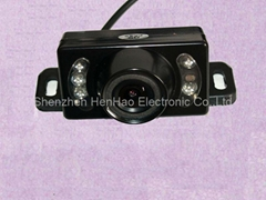 H1618 color waterproof camera with night vision graduated scale