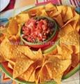 Tortilla corn chips machines
