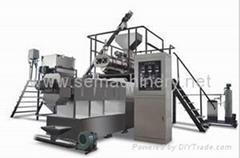 漂浮鱼饲料机械