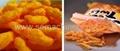 玉米脆膨化食品生產線