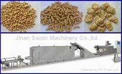 大豆花生組織蛋白生產線