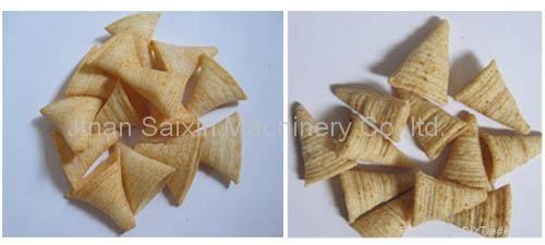 妙脆角、黄金角、葱油三角食品生产线 3