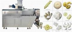 食品膨化機(擠壓膨化機,膨化機,膨化食品加工設備)