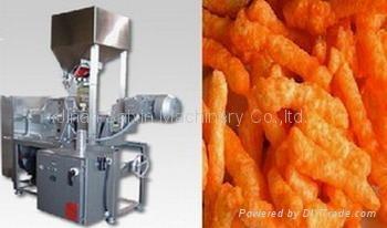 玉米脆膨化小食品生产线 1
