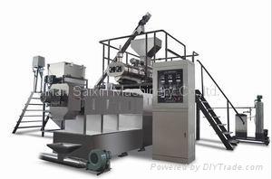 大豆组织蛋白膨化机 1