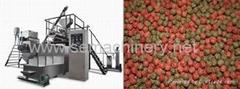 魚蝦飼料機械