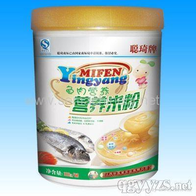 变性淀粉,营养米粉,谷物片粥食品生产线 4