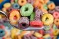 breakfast cereal machine