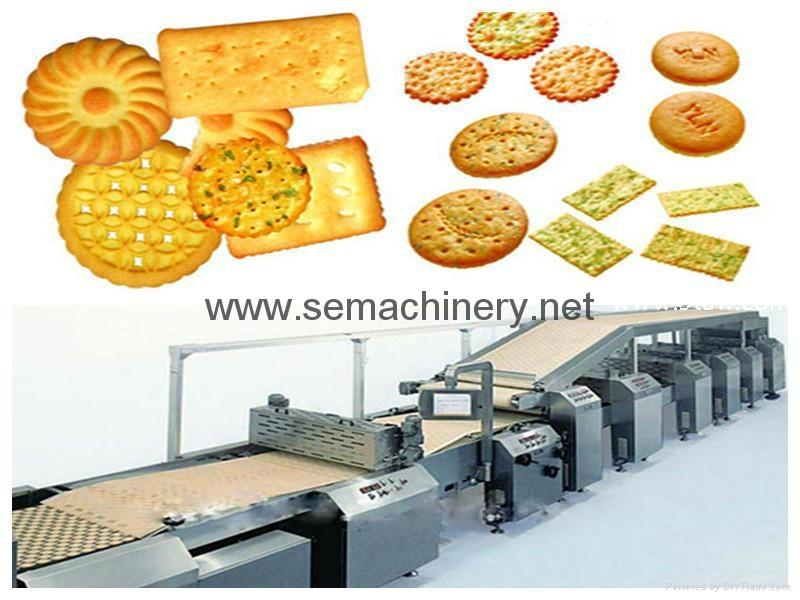 饼干生产线 5