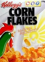早餐穀物片生產線