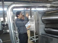 燕麥片生產線