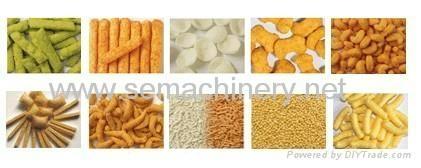 膨化休闲食品机械 3