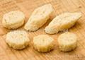烤碎面包块生产线