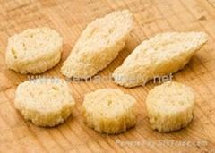 烤碎麵包塊生產線