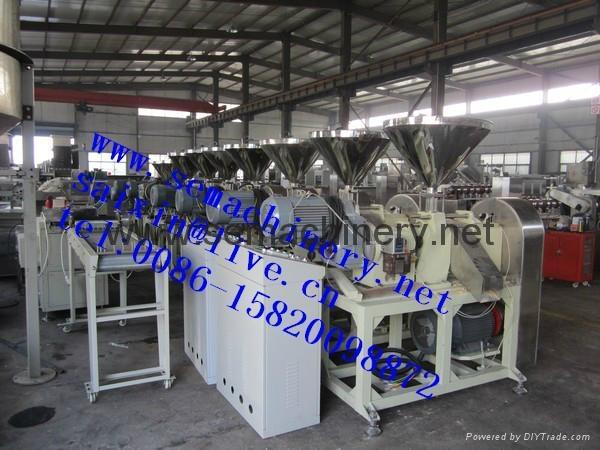粟米条生产设备 1