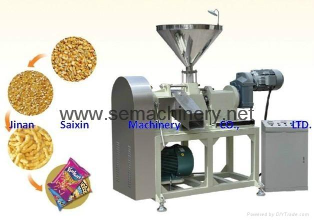 粟米条生产设备 3