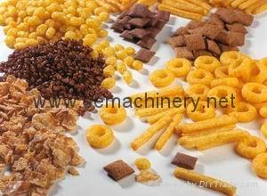 早餐谷物膨化食品设备 3