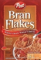 Bran flakes machine