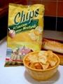 薯片、薯条生产线