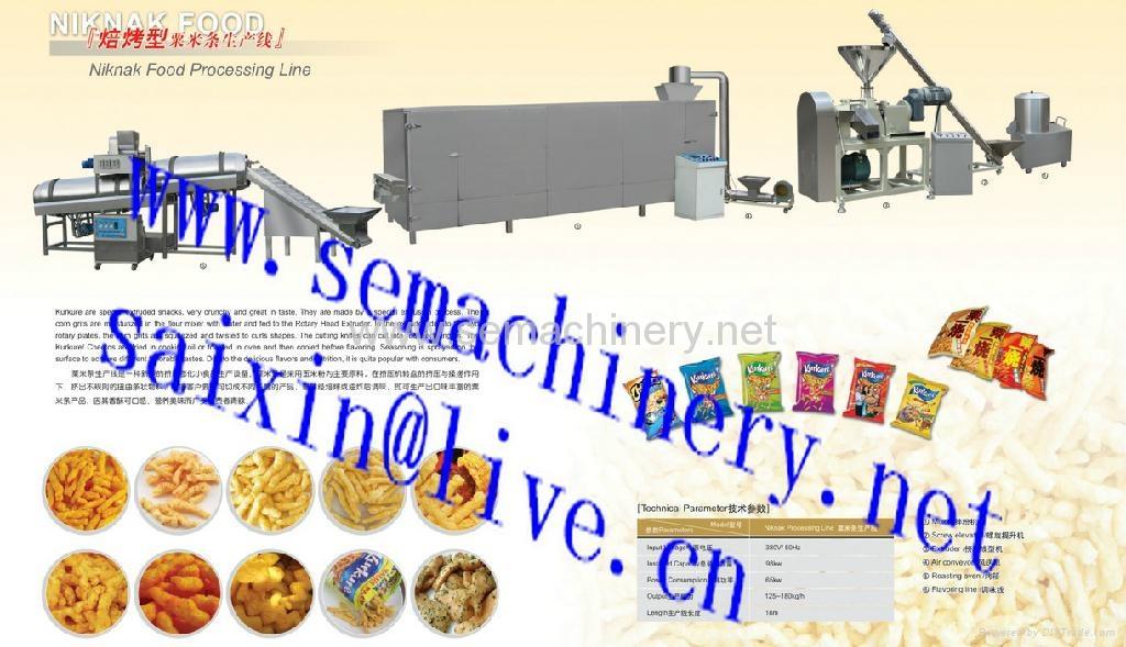 粟米棒生产设备 2