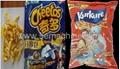 cheetos extruder machinery